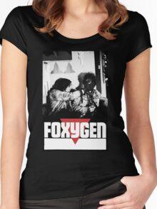 Foxygen Women's Fitted Scoop T-Shirt