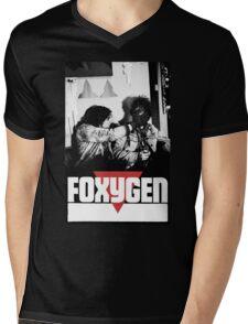 Foxygen Mens V-Neck T-Shirt
