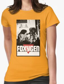 Foxygen Womens Fitted T-Shirt