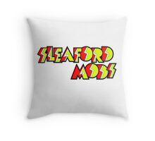 Sleaford Mods Throw Pillow