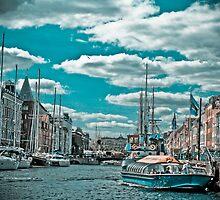 Canals of Denmark by Sean Weidemann