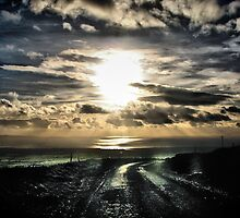 Knockanore Sunset by A90Six