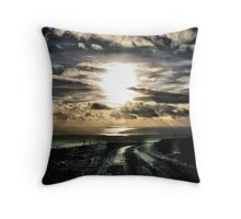 Knockanore Sunset Throw Pillow