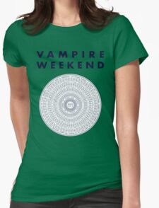 Vampire Weekend Womens Fitted T-Shirt