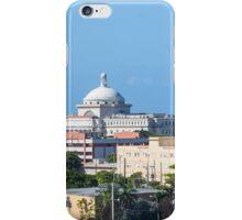 Coastal Buildings in San Juan iPhone Case/Skin