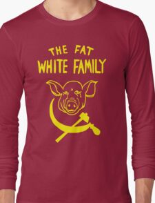 Fat White Family Long Sleeve T-Shirt
