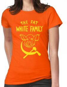 Fat White Family Womens Fitted T-Shirt