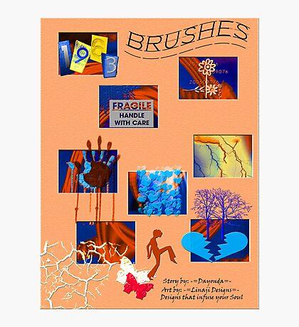 *BRUSHES*        Photographic Print