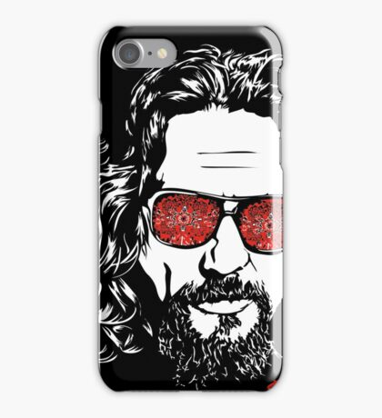 The Big Lebowski - The Dude iPhone Case/Skin