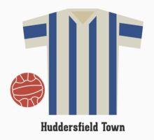 Huddersfield Town by Daviz Industries