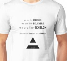 WE ARE. THIRTY SECONDS TO MARS Unisex T-Shirt
