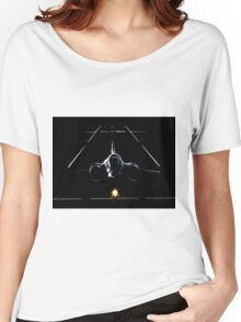 Buccaneer in the Shadows Women's Relaxed Fit T-Shirt