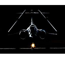 Buccaneer in the Shadows Photographic Print