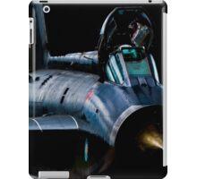 Lightning XR728 in the shadows iPad Case/Skin