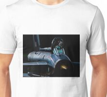 Lightning XR728 in the shadows Unisex T-Shirt
