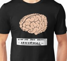 Abby Normal (Young Frankenstein) Unisex T-Shirt