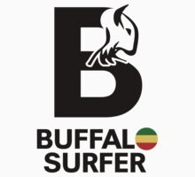 Buffalo Surfer B RASTA STK BLK Kids Clothes