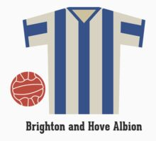 Brighton & Hove Albion by Daviz Industries