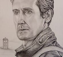 Paul McGann the eighth Doctor by Brian Heath