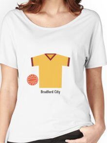 Bradford City Women's Relaxed Fit T-Shirt