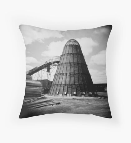 woodmill Throw Pillow