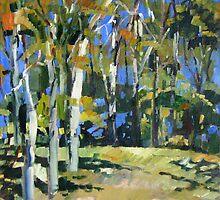 Pale Gums by Paul  Milburn