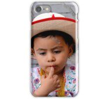 Cuenca Kids 573 iPhone Case/Skin