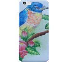 Bluebird iPhone Case/Skin