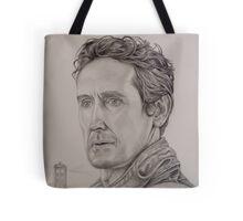 Paul McGann as Doctor number 8 Tote Bag
