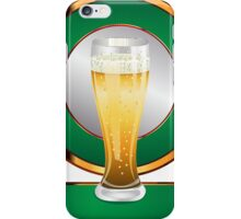 Glass of beer 2 iPhone Case/Skin