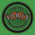 Loki'd Brand Decaffenado Coffee by middletone