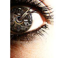 Clockwork Perspective Photographic Print