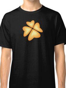 orange heart flower Classic T-Shirt