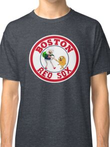 Boston red sox Adventure time Classic T-Shirt