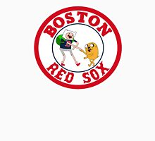 Boston red sox Adventure time Men's Baseball ¾ T-Shirt