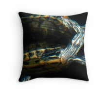 SHELL TO SHELL Throw Pillow