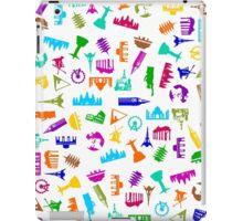 World City Print iPad Case/Skin