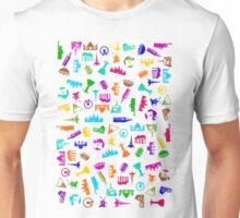 World City Print Unisex T-Shirt
