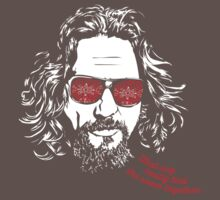 The Big Lebowski - The Dude Baby Tee