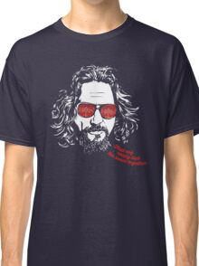 The Big Lebowski - The Dude Classic T-Shirt