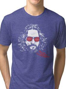 The Big Lebowski - The Dude Tri-blend T-Shirt