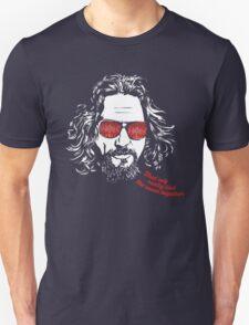 The Big Lebowski - The Dude Unisex T-Shirt