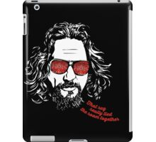 The Big Lebowski - The Dude iPad Case/Skin