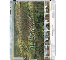 Houston-Texas-1891 iPad Case/Skin
