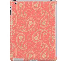 Pink paisley iPad Case/Skin