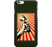 Coffee Revolution! iPhone Case/Skin