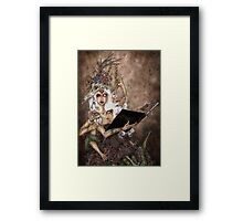 Lumen Rationis Framed Print