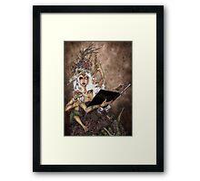 Lumen Rationis Framed Print