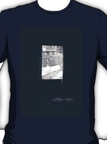 Window to the winter T-Shirt