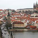 Malá Strana Prague by DRWilliams